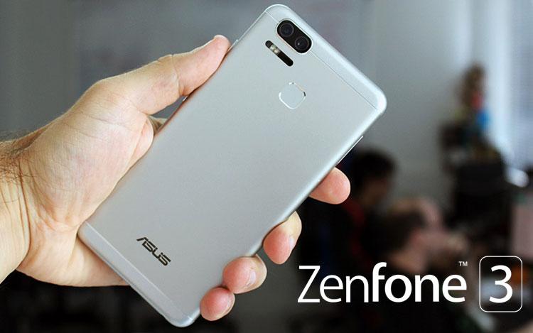 Assistência Técnica de Zenfone 3 Zoom
