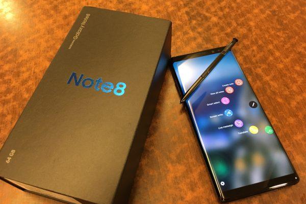 Quanto custa Troca tela vidro Galaxy Note 8