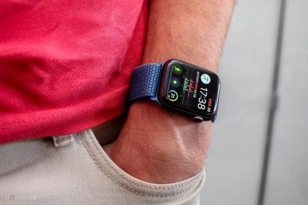 Reparo Apple Watch série 4 38mm 40mm 42mm e 44mm
