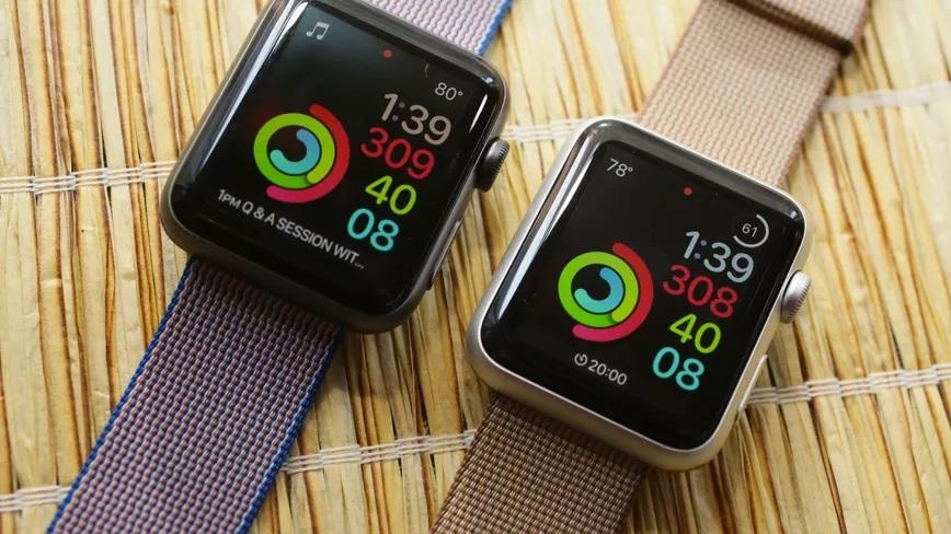 Reparo Apple Watch série 1 38mm 40mm 42mm e 44mm